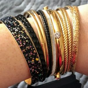 New Bangles 🌺 Free with Purchase!